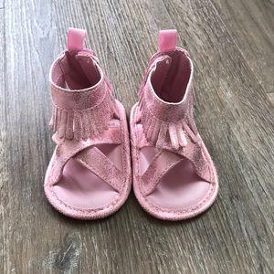 Other - First Steps Gladiator Infant Sandals-NWOT